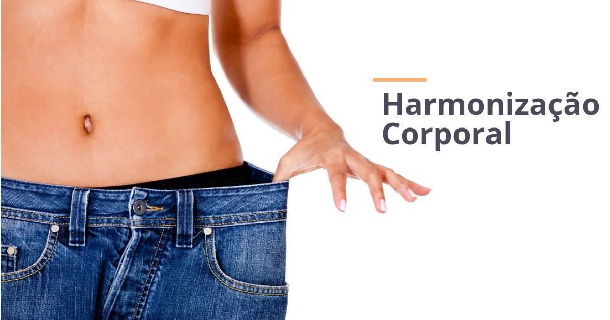 harmonização corporal